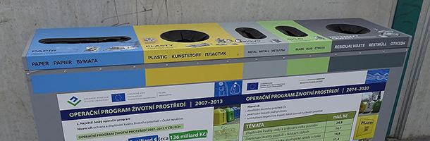 Množství vytříděných odpadů v ČR loni znovu vzrostlo