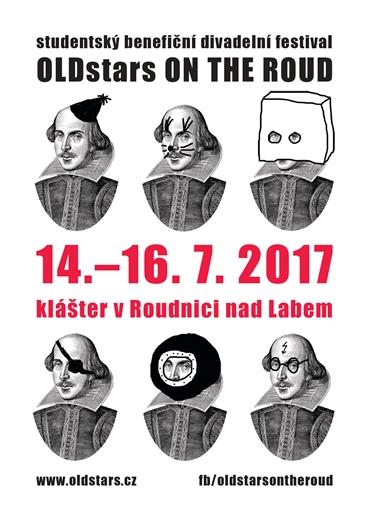 Pražští OLDstars opět zaplní roudnický klášter studentským divadlem
