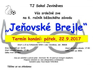 Jeňovské brejle @ Jeviněves, fotbalové hřiště | Jeviněves | Středočeský kraj | Česko