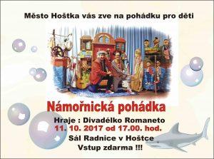 Divadlo pro děti @ Hoštka, sál Radnice | Hoštka | Ústecký kraj | Česko
