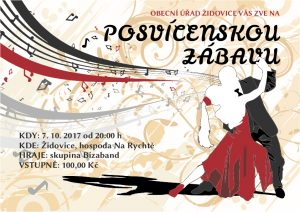 Posvícenská zábava @ Židovice, hospoda Na Rychtě | Židovice | Ústecký kraj | Česko