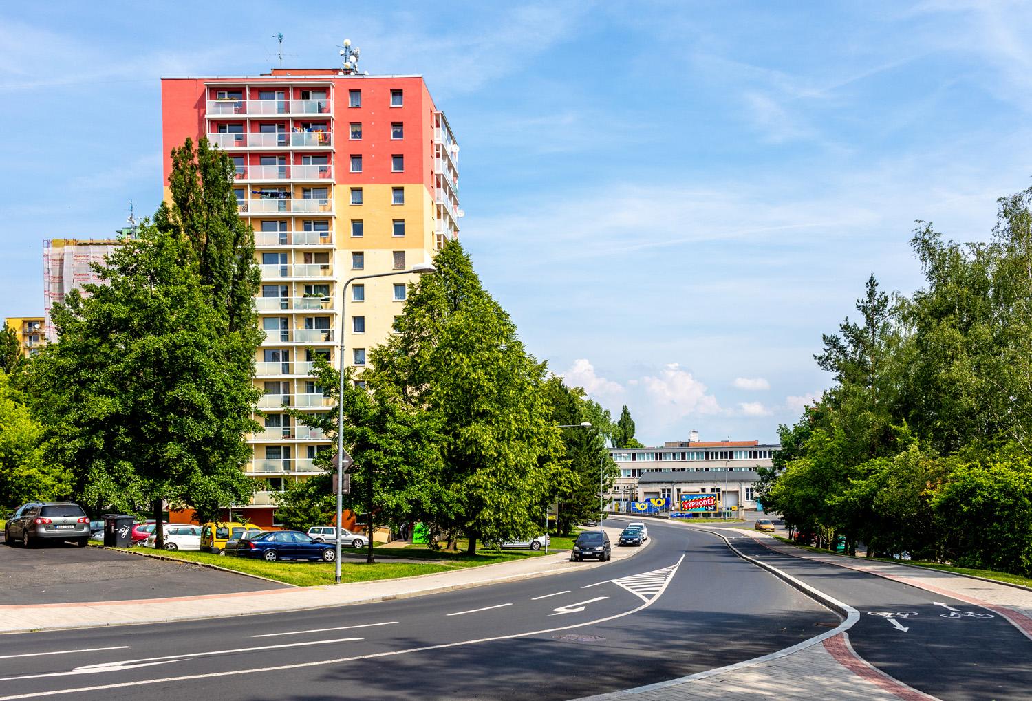 Zateplení bytových domů