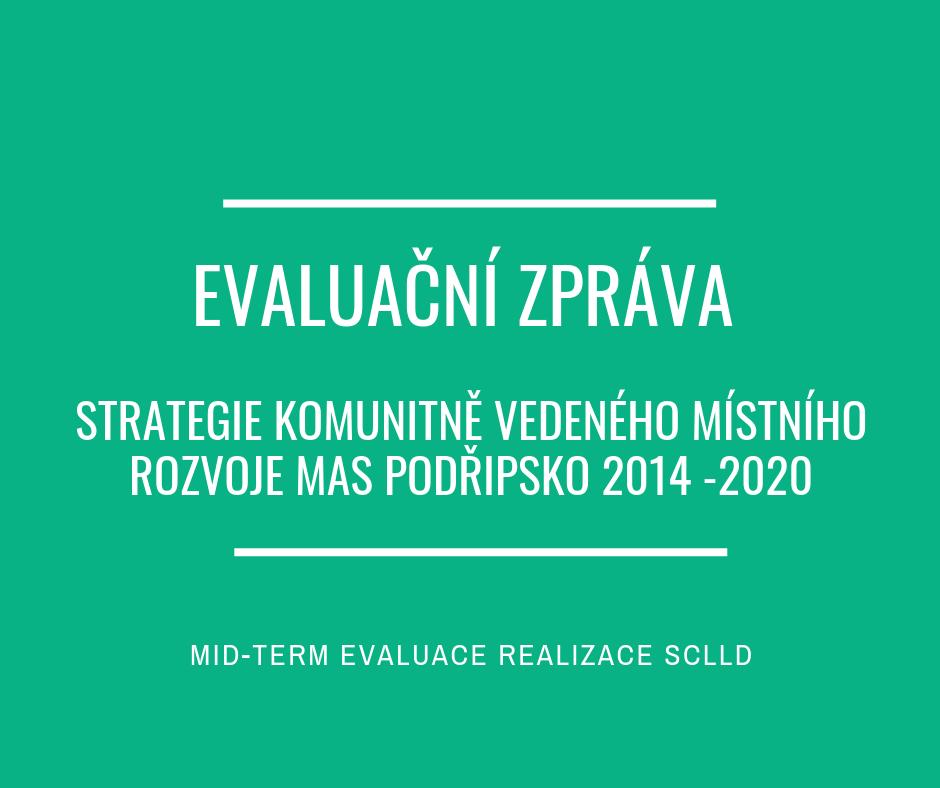 Evaluační zpráva ze střednědobé evaluace SCLLD MAS Podřipsko 2014 – 2020 byla schválena